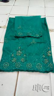 Green Indian Georges   Clothing for sale in Lagos State, Yaba