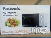 Panasonic Solo Microwave Oven (White)   Kitchen Appliances for sale in Lagos State, Ojo