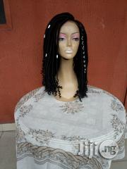 Faux Locs Wig With Lace Closure and Frontal | Hair Beauty for sale in Rivers State, Port-Harcourt