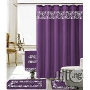 Bathroom Embroidery Shower Curtain | Home Accessories for sale in Lagos State, Lagos Island