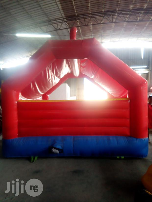 Play Ground Bouncing Castle For School Party