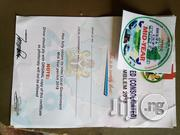Call For Your Local Government Emblem   Garden for sale in Lagos State, Ojodu