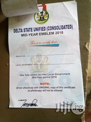 Local Govt Emblem For Vehicles | Legal Services for sale in Lagos State, Ojodu