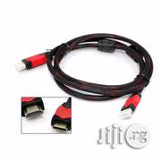 1.5meters High Speed HDMI To HDMI Cable | Accessories & Supplies for Electronics for sale in Lagos State, Ikeja