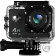 4K Ultra HD Sports Action Camera DVR Dv   Photo & Video Cameras for sale in Lagos State, Apapa