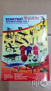 Get Ur Sports Equipment At Bonnyway Sports Ltd | Sports Equipment for sale in Lagos State, Ikeja