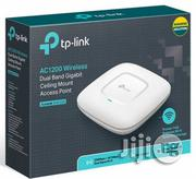 Tp-Link 300mbps Ceiling Mount Access Point (EAP110) | Networking Products for sale in Lagos State, Ikeja