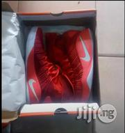 Sports Red Shoe For Basketball (Nike)   Shoes for sale in Lagos State, Ikoyi