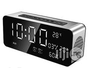 Sardine Watch Clock Speaker | Home Accessories for sale in Lagos State, Lagos Mainland