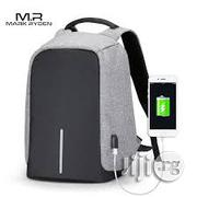 Laptop Backpack With Usb Charging Port With Anti-theft Compartment | Bags for sale in Lagos State, Ikeja
