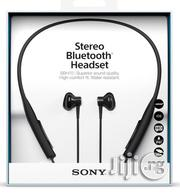 Sony Sbh70 Water Resistant Sports Bluetooth Headset With NFC | Headphones for sale in Lagos State, Lagos Mainland