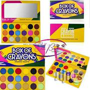 Box Of Crayon Mavellous Eyeshadow Pallet | Makeup for sale in Lagos State, Lagos Mainland