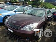 Lexus Es330 2006 Maroon | Cars for sale in Lagos State, Isolo