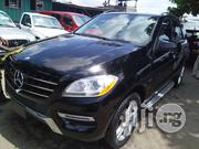 Mercedes-Benz M Class 2013 Black | Cars for sale in Lagos State, Apapa