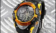 Ohsen Men's Waterproof Digital LCD Alarm Sport Watch | Watches for sale in Lagos State, Lagos Mainland