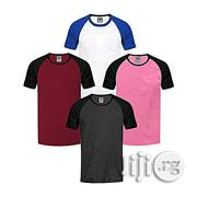 Priddi International Raglan Pack Of Four - Multicolour | Clothing for sale in Abuja (FCT) State, Gwagwalada