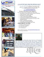 Solar And Inverter Intensive Training | Classes & Courses for sale in Lagos State