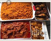 Jollof Rice, Plantain With Beef And Servers | Meals & Drinks for sale in Lagos State, Lagos Mainland