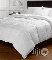 Quality White Bed Sheets With Duvet for Hotels and Classy Individual | Home Accessories for sale in Lagos State, Lagos Mainland