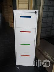 Office 4 Drawer Metal Filing Cabinet | Furniture for sale in Lagos State, Ojo