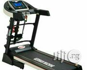 2.5hp German Treadmill With Massager And Incline | Massagers for sale in Lagos State, Surulere
