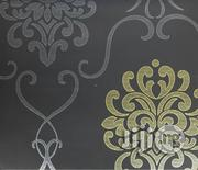 Quality European Wallpaper Black | Home Accessories for sale in Lagos State, Yaba