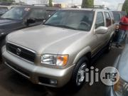Nissan Pathfinder 2003 Gold | Cars for sale in Lagos State, Apapa