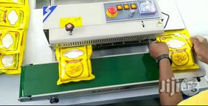 Automatic Continous Satchet Nylon Sealing Machine