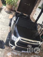 Toyota Tundra 2018 Licensed Ride-on Toy Car (Double Seat ) | Children's Gear & Safety for sale in Lagos State, Lekki Phase 1