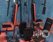 Brand New 4 Station Home Gym | Sports Equipment for sale in Cross River State, Yala