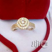 Groove Gold Enegement Ring | Jewelry for sale in Lagos State, Ojota