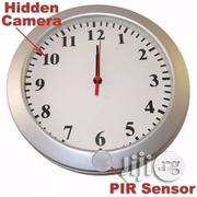 High Definition Spy Camera Wall Clock   Security & Surveillance for sale in Lagos State, Ikeja