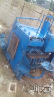 Industrial Italian Vibrated Block Making Machine | Manufacturing Equipment for sale in Imo State, Owerri