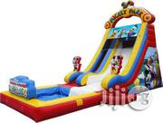 Mickey Mouse House Bouncing Castle and Slide With Pool | Toys for sale in Lagos State, Lagos Mainland