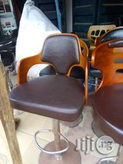 Solid Wood Bar Stools | Furniture for sale in Lagos State, Ojo