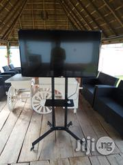 Hire/Rent TV Projector Stand & TV For Livestreams/Presentations/Booth   Accessories & Supplies for Electronics for sale in Lagos State, Gbagada