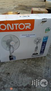 Lontor AC/DC Rechargeable Standing Fan | Home Appliances for sale in Lagos State, Ojo