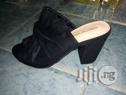 Classic Block Heel Slippers for Big Feet | Shoes for sale in Lagos State, Surulere