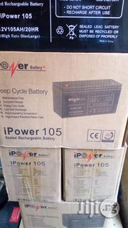 105ah 12V Deep Cycle Batteries   Solar Energy for sale in Lagos State, Ojo