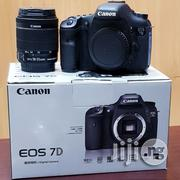 Canon DSLR Camera EOS 7D With 18-55mm Lens   Photo & Video Cameras for sale in Lagos State, Ikeja