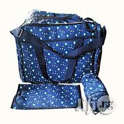 Universal 2 In 1 Spotted Diaper Bag   Baby & Child Care for sale in Lagos State, Yaba