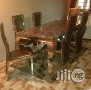 Pure Quality 6-Seater Marble Dining Table | Furniture for sale in Lagos State, Ajah