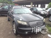Infiniti Fx35 2004 Black | Cars for sale in Lagos State, Apapa