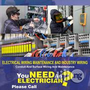 Electrical Maintenance | Building & Trades Services for sale in Lagos State, Lagos Island