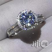 Prolong 925 Sterling Silver Engagement Ring-size 7&8 | Jewelry for sale in Lagos State, Alimosho