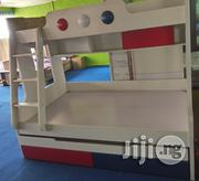 Unique Strong 3 Step Children Bed Imported Brand New | Children's Furniture for sale in Lagos State, Lekki Phase 1
