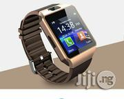 DZ09 Smart Wrist Watch With Sim Slot and Memory Card | Smart Watches & Trackers for sale in Lagos State, Oshodi-Isolo