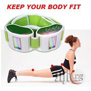 Slimming Belt Body Vibrating Sculpting Fat Burning Thin Waist Massage | Massagers for sale in Lagos State, Lagos Mainland