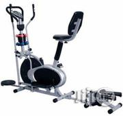 4 Handle Orbitrac With Twister, Dumbbell and Stepper | Sports Equipment for sale in Lagos State, Surulere