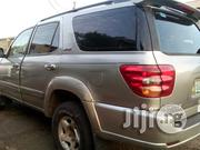 Toyota Sequoia 2002 Silver | Cars for sale in Lagos State, Ikeja